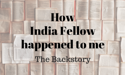 How India Fellow Happened To Me – Swati Saxena