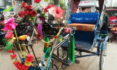 Cycle Rickshaw Peddlers – A Part Of Our Urban Community