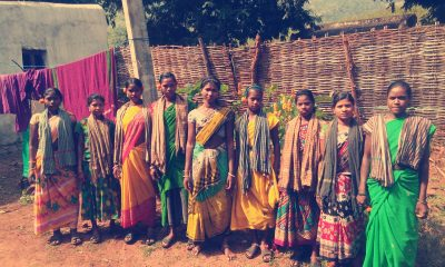 How Tulasi Girls In a Tribal Village of Odisha Inspired Me