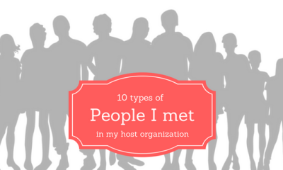 10 Types Of People I Met In My NGO