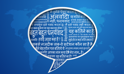 Between Hindi & English: A Language Crisis