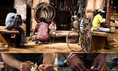 Carpenters, Cobblers, Painters And Other Creatives