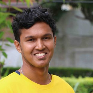 Alston Dsouza, 21, Prayog, Gopalgunj