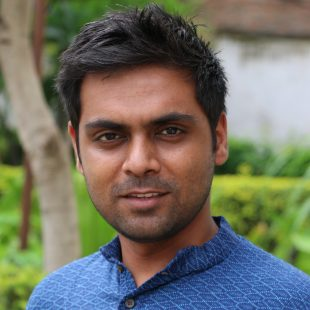 Prateek Dwivedi, 28 years, Centre For Social Action in Raigad