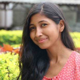 Sonali Sapna, 23, Child Survival India, Delhi